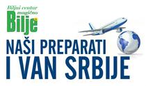 Preparati van Srbije
